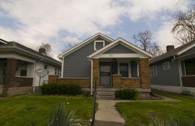 901 North Linwood Avenue - 901 North Linwood Avenue, Indianapolis, IN 46201