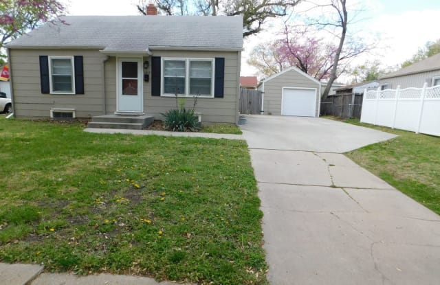 1857 S Bleckley - 1857 South Bleckley Drive, Wichita, KS 67218