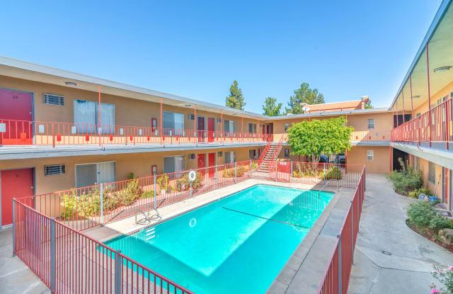 Twin Palms - 1512- 1514 West Mission Boulevard, Pomona, CA 91766