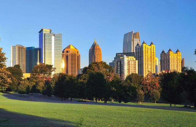 1045 on the Park Apartment Homes - 1045 Piedmont Ave NE, Atlanta, GA 30309