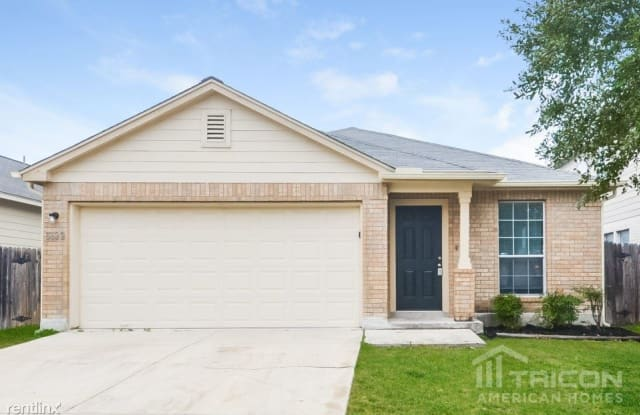 3322 Alonzo Fields - 3322 Alonzo Fields, Bexar County, TX 78109