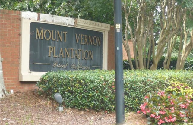 34 Mount Vernon Circle - 34 Mount Vernon Circle, Sandy Springs, GA 30328