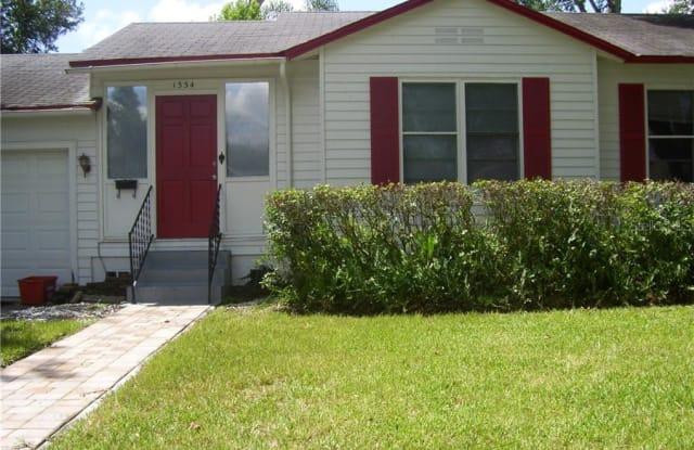 1334 W HARVARD STREET - 1334 Harvard Street, Orlando, FL 32804