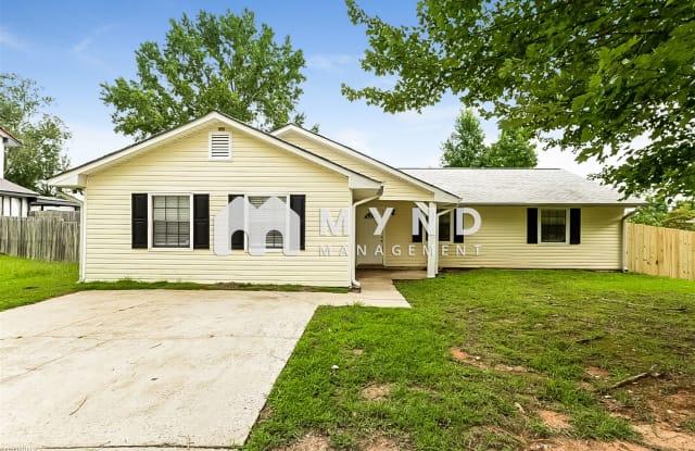 301 Deerfield Dr - 301 Deerfield Drive, Clayton County, GA 30238