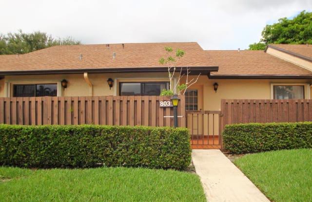 803 Sky Pine Way - 803 Sky Pine Way, Greenacres, FL 33415