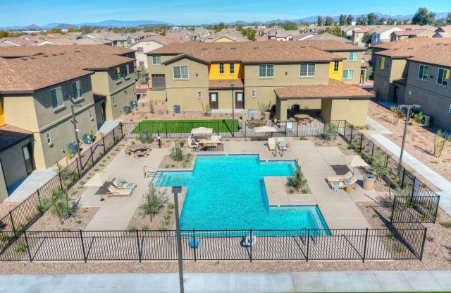 San Vicente - 1950 West Tierra Buena Lane, Phoenix, AZ 85023