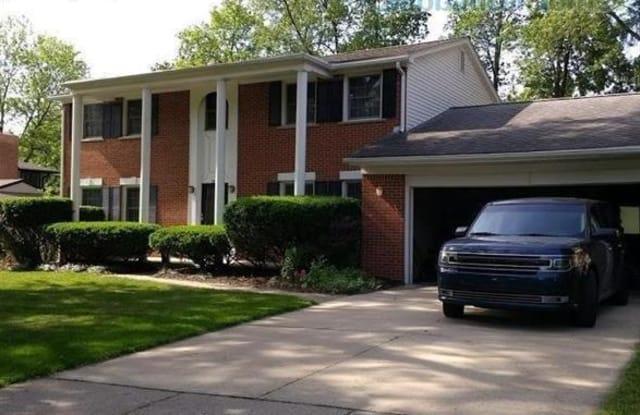 3531 Windemere Drive - 3531 Windemere Drive, Ann Arbor, MI 48105