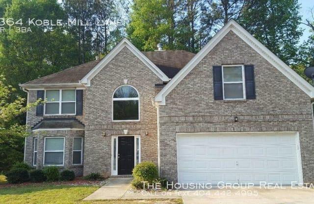 1364 Koble Mill Lane - 1364 Koble Mill Lane, Clayton County, GA 30296