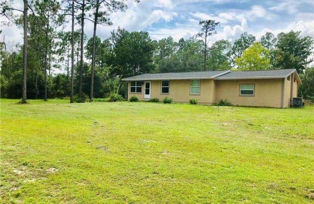 375 PINE WOODS ROAD - 375 Pine Woods Road, Volusia County, FL 32174