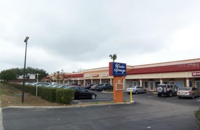 120 W STATE ROAD 434 - 120 Florida Highway 434, Winter Springs, FL 32708