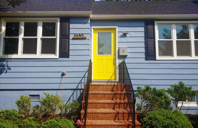 2630 E MAPLE STREET - 2630 East Maple Street, Groveton, VA 22306