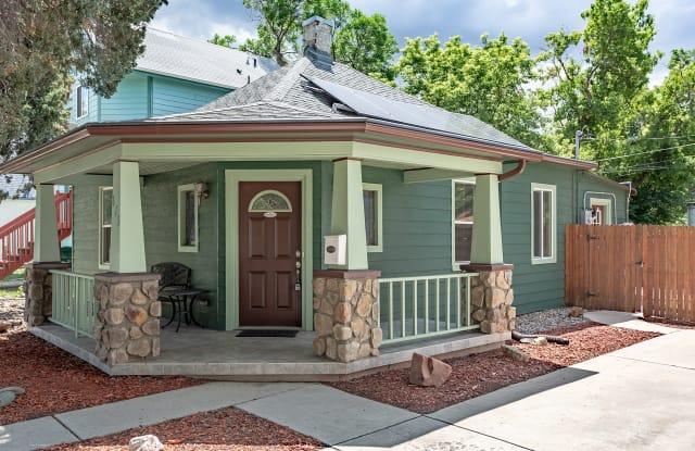 615 East Dale Street - 615 East Dale Street, Colorado Springs, CO 80903