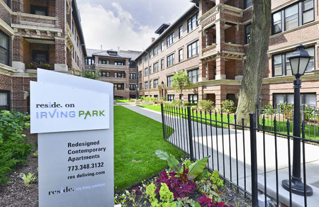 Reside on Irving Park - 725 W Irving Park Rd, Chicago, IL 60613
