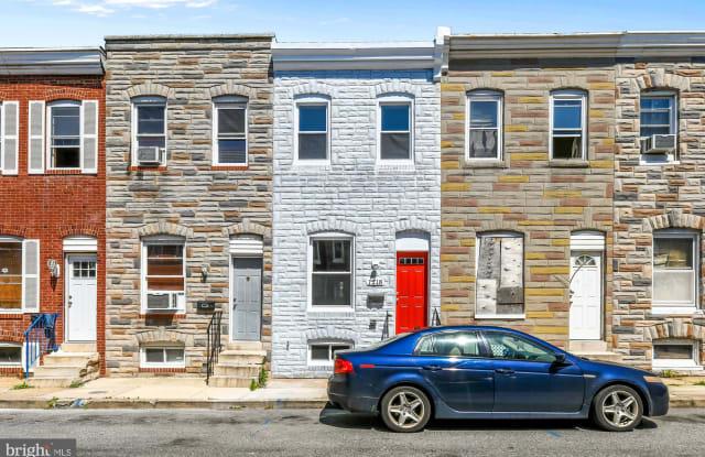 1218 GLYNDON AVENUE - 1218 Glyndon Avenue, Baltimore, MD 21223