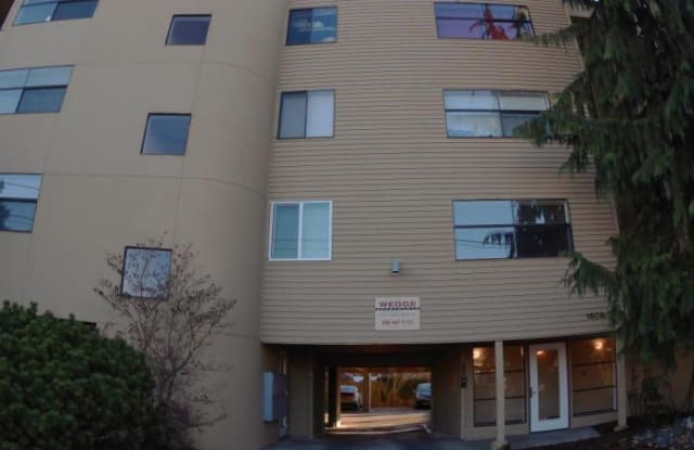 Wedge - 1609 Northwest 85th Street, Seattle, WA 98117