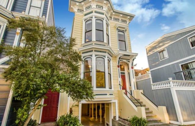 841 Webster St. - 841 Webster Street, San Francisco, CA 94117