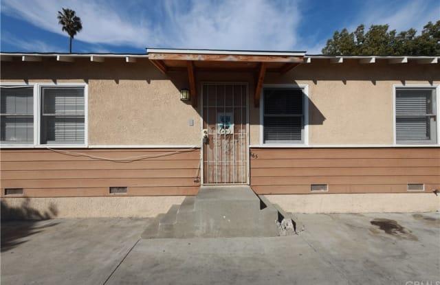 665 N Towne Avenue - 665 North Towne Avenue, Pomona, CA 91767