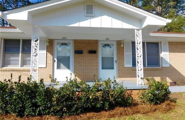 262 Opal Drive - 262 Opal Drive, Roswell, GA 30075