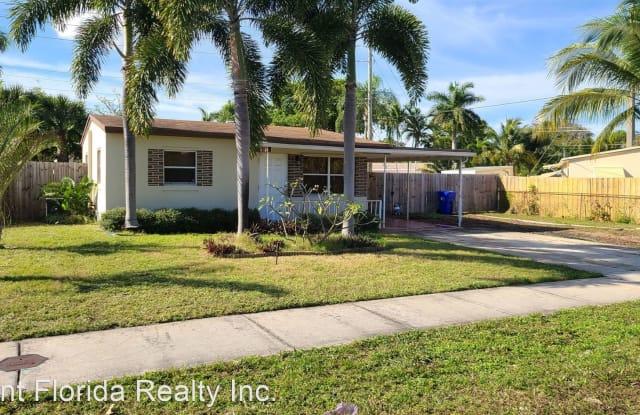 2533 N.E. 12th Terrace - 2533 Northeast 12th Terrace, Pompano Beach, FL 33064