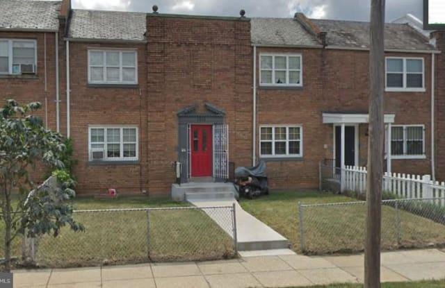 1213 RAUM STREET NE - 1213 Raum Street Northeast, Washington, DC 20002