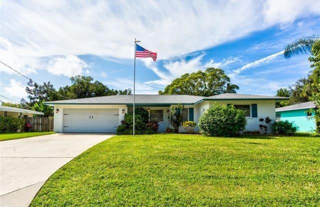 3314 ROWENA STREET - 3314 Rowena Street, Gulf Gate Estates, FL 34231