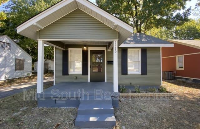 1410 Division St (North Little Rock) - 1410 Division Street, North Little Rock, AR 72114