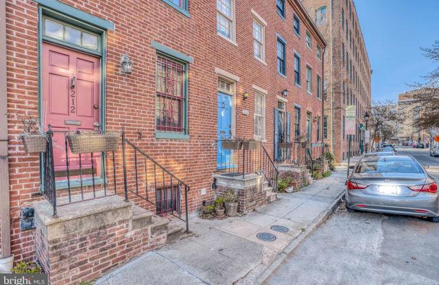 212 PENN STREET - 212 Penn Street, Baltimore, MD 21230