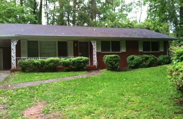 2430 Maxwell Dr SW - 2430 Maxwell Drive Southwest, Atlanta, GA 30311