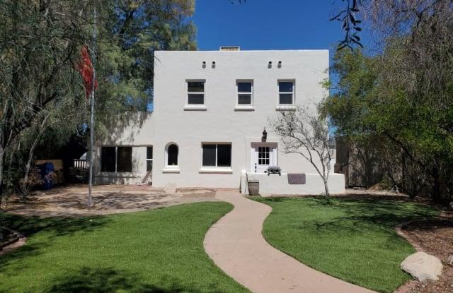 1321 E Mabel St, Tucson AZ - 1321 East Mabel Street, Tucson, AZ 85719
