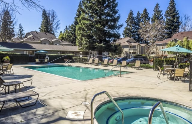 River Terrace Apartment Homes - 2593 Millcreek Dr, Sacramento, CA 95833