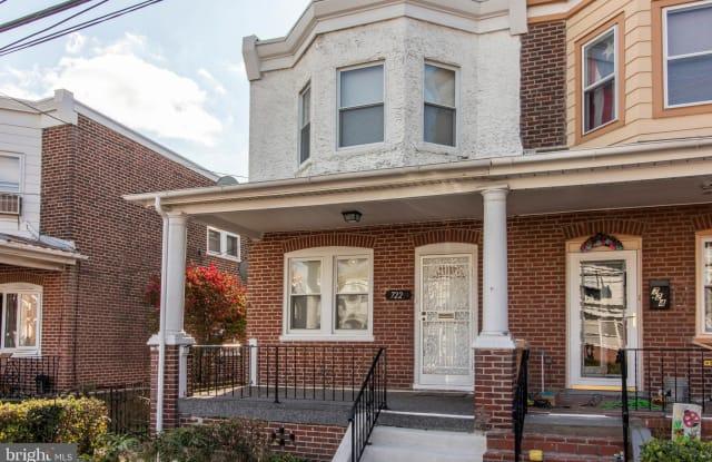 722 WILSON STREET - 722 Wilson Street, Chester, PA 19013