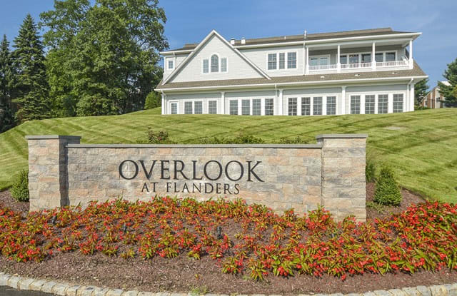 Overlook at Flanders - 100 Oakwood Village, Succasunna, NJ 07836