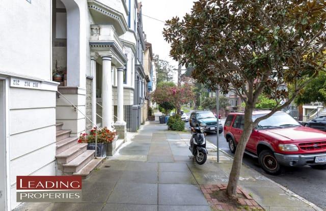 214 Cole Street - 214 Cole Street, San Francisco, CA 94117