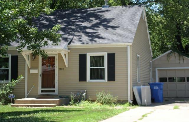 1123 SW Orleans St - 1123 Southwest Orleans Street, Topeka, KS 66604