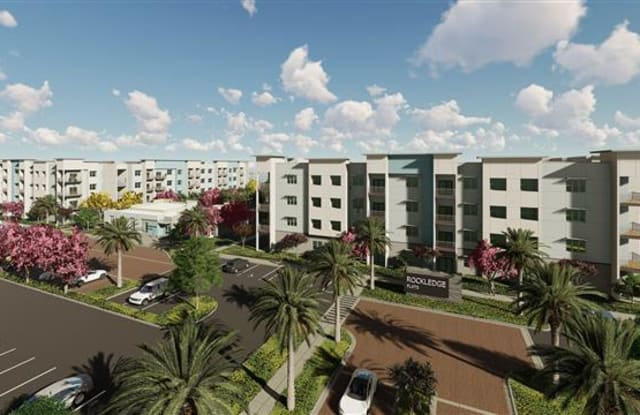 Rockledge Flats - 256 Barton Boulevard, Rockledge, FL 32955