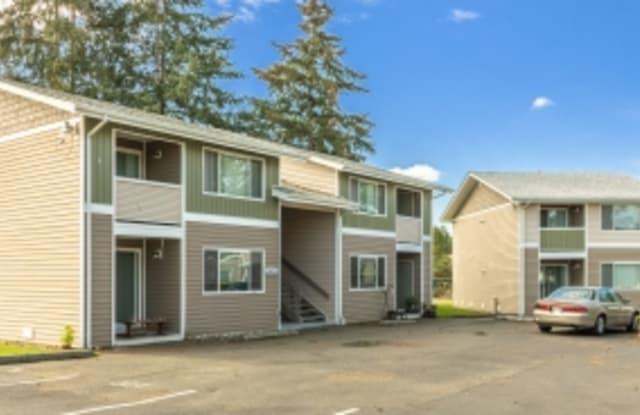 Pacific Court Apartments - 8819 Pacific Avenue South, Tacoma, WA 98444