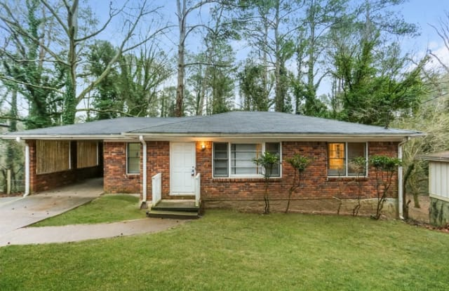 1970 Rena Circle Southwest - 1970 Rena Circle Southwest, Atlanta, GA 30311