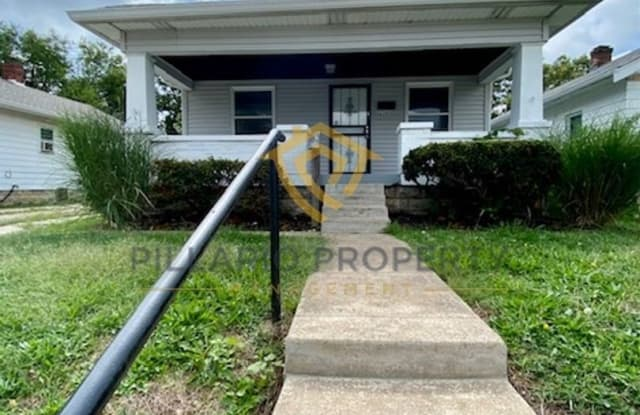 1629 Finley Ave - 1629 Finley Avenue, Indianapolis, IN 46203
