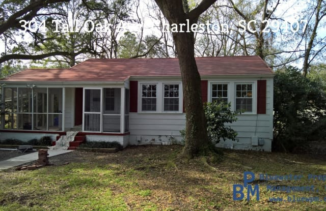 304 Tall Oak Ave - 304 Tall Oak Avenue, Charleston, SC 29407