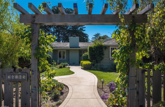 3757 Garden House Sanctuary - 26165 Mesa Drive, Monterey County, CA 93923
