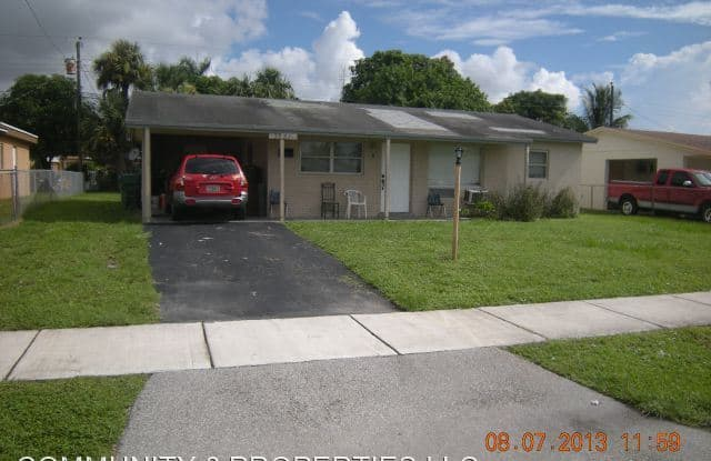 3251 NW 14 PL - 3251 Northwest 14th Place, Lauderhill, FL 33311