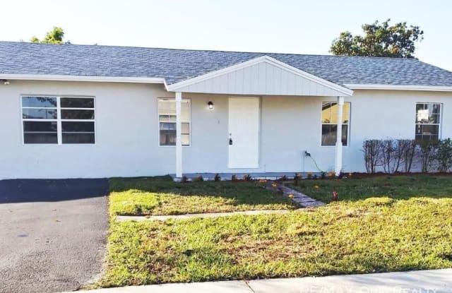 7902 SW 4th Pl - 7902 Southwest 4th Place, North Lauderdale, FL 33068