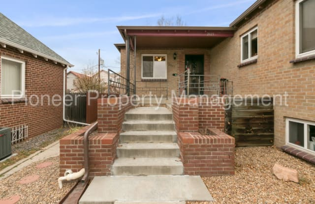2021 Perry Street - 2021 North Perry Street, Denver, CO 80212