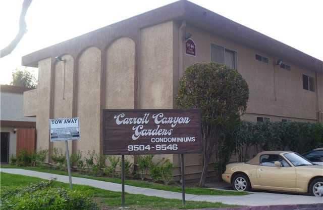 9522 Carroll Canyon Rd. #119 - 9522 Carroll Canyon Road, San Diego, CA 92126
