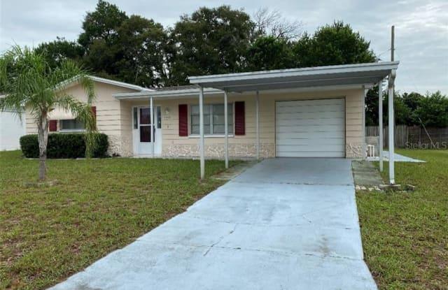 3432 SILVER HILL DRIVE - 3432 Silver Hill Drive, Beacon Square, FL 34691