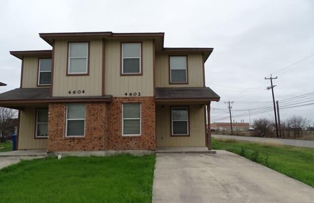 4602 SWANN LN - 4602 Swann Lane, San Antonio, TX 78219