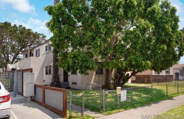 4517 Wilson Ave - 4517 Wilson Avenue, San Diego, CA 92116