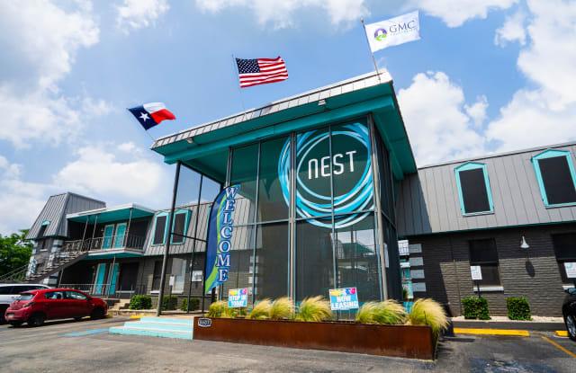 Nest Apartments - 8607 Jones-Maltsberger Rd, San Antonio, TX 78216