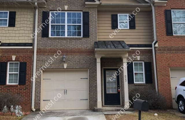 823 Hughes Trace - 823 Hughes Trace, DeKalb County, GA 30083