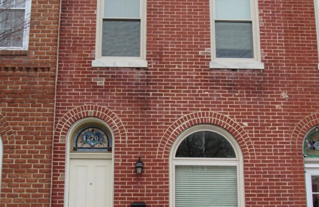 270 S EAST AVENUE - 270 South East Avenue, Baltimore, MD 21224